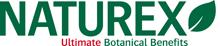 Logo Naturex producent ekstraktu Cyracos