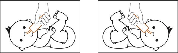 Fitonasal jak podawać niemowlętom